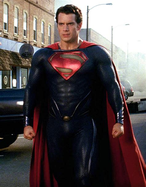 Tom Welling's SUPERMAN(SV.) vs Henry Cavill's SUPERMAN(MoS ...