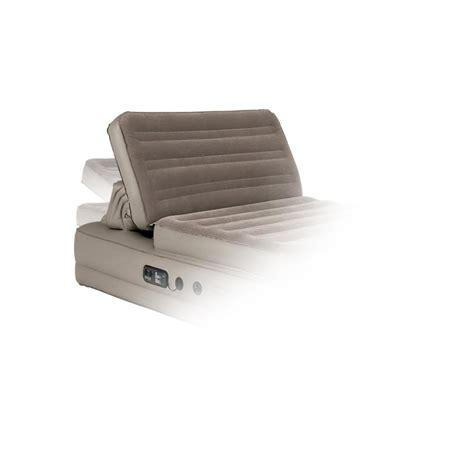 insta bed raised air mattress wenzel 174 insta bed raised insta flex air bed sand