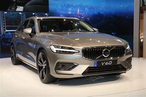 2019 volvo in 2019 volvo v60 joins the geneva auto show automobile