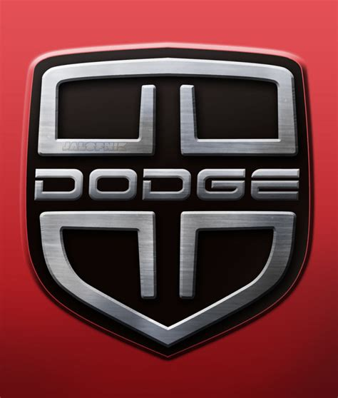 logo dodge challenger dodge 39 s new logo