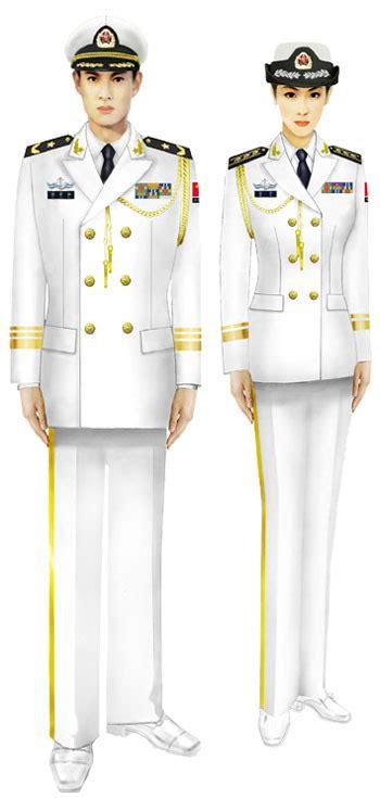 07式军服海军将校官礼服_新浪图集_新浪网