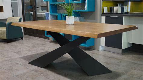 pied de table de cuisine table riflessi living en promotion