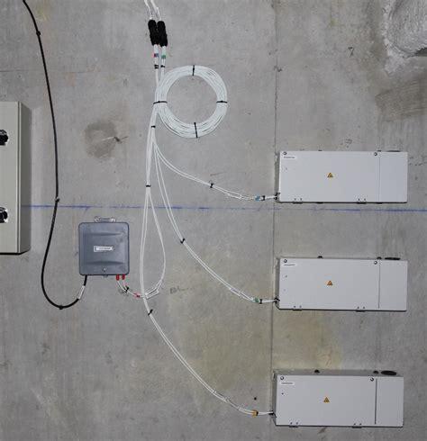 photos d une installation free quadrifibre