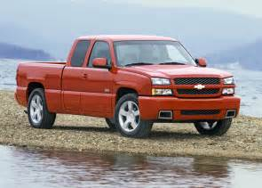 2004 Chevy SS Truck