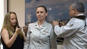 Ariella Lazrovitch becomes 4th woman to serve on IDF ...