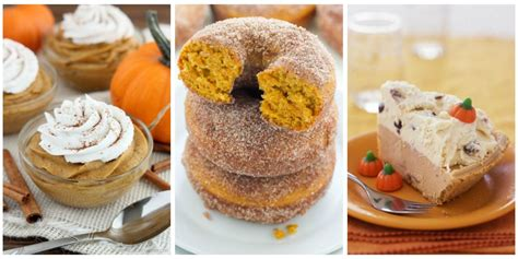 50 easy pumpkin desserts best sweet pumpkin recipes for and thanksgiving