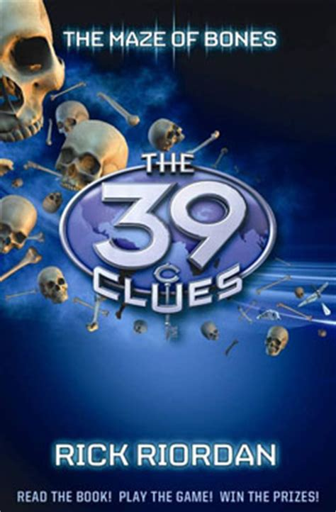 Little Squeed 39 Clues Maze Of Bones By Rick Riordan