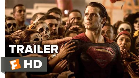 Dawn Of Justice Official Trailer #1
