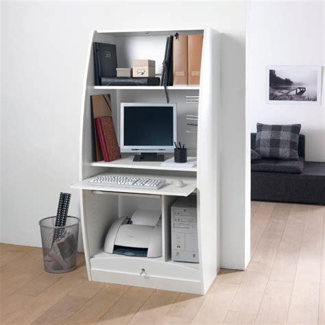 bureau largeur armoire de bureau largeur 60 cm
