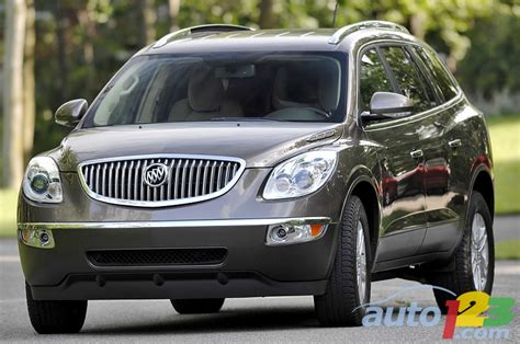 Buick Enclave Cx by List Of Car And Truck Pictures And Auto123