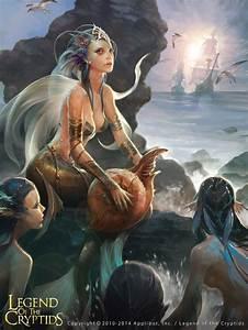 Fantasy Art: Mermaid - 2D Digital, FantasyCoolvibe ...