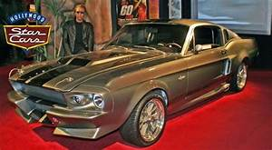 Eleanor - Mustang Shelby GT 500 Driven by Nicolas Cage in Gone in 60 Seconds. The Hollywood Star ...