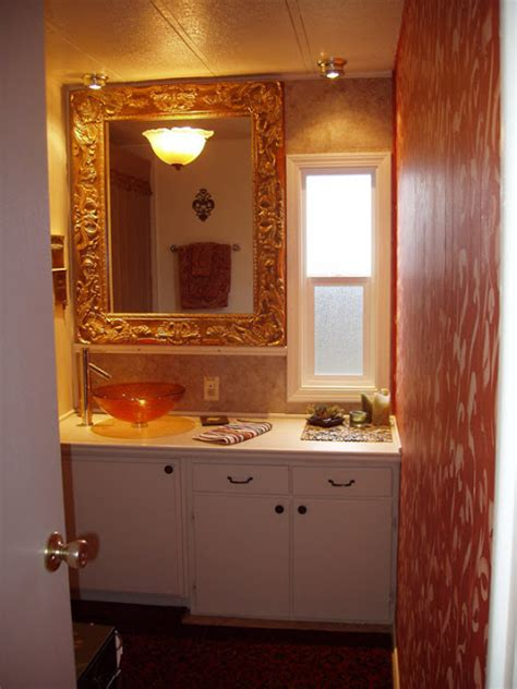 Mobile Home Bathroom Painting Ideas by Remodeling A Mobile Home Bathroom Ideas Modern Modular Home