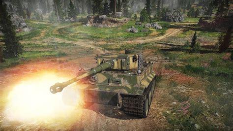 tiger thunder war tank epic