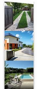 loire amenagement conception realisation d With amenagement de terrasse exterieur 1 amenagement autour dun pavillon neuf