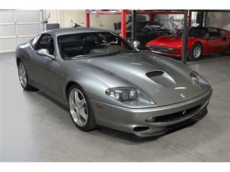 Check out 0 reviews about 0 mechanics from san francisco performing ferrari repair. 2000 Ferrari 550 Maranello for Sale | ClassicCars.com | CC-1204368