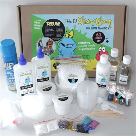 Deluxe Diy Slime Making Kit Buy Online South Africa Shipping