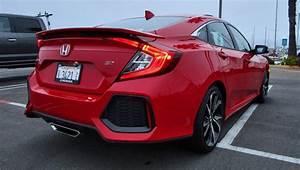2017 Honda Civic Si Sedan - Road Test Review - By Ben Lewis