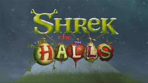 shrek  halls christmas specials wiki fandom powered