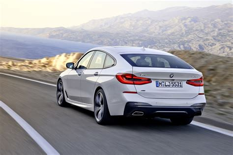 Bmw 6 Series Gt Picture by Cross Out 5 Write On 6 New Bmw 6 Series Gt Revealed By