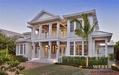 west indies house plans   modern island style