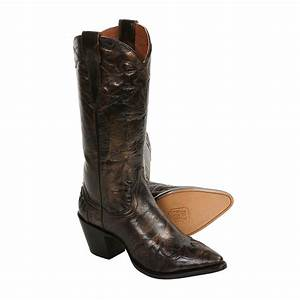 Dan Post Rockstar Cowboy Boots (For Women) 3218K - Save 30%