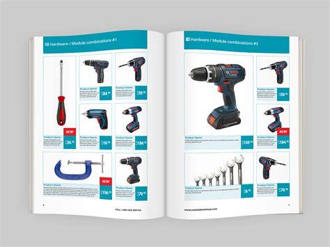 indesign catalog product catalog indesign template indiestock