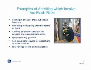 webinar electrical arc flash hazards is your company With arc flash temperature