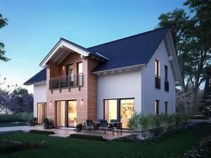 Haus Mit Satteldach : fertighaus mit satteldach einfamilienhaus lifestyle 9 massa haus fertighaus in 2019 ~ Watch28wear.com Haus und Dekorationen