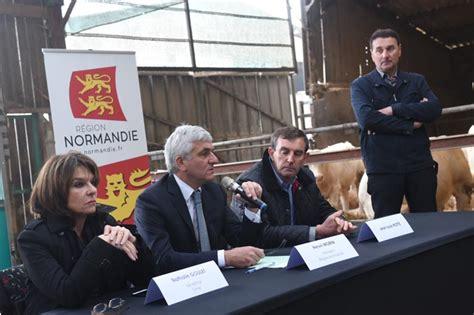 chambre agriculture haute normandie les vaches de normandie intéressent l 39 agri culture