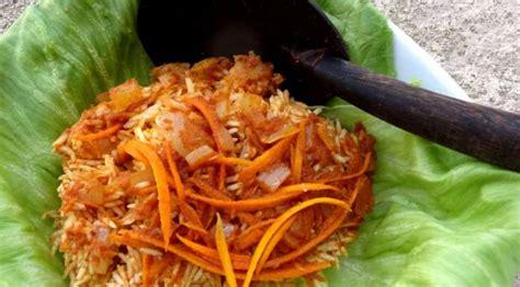 cuisine arabie saoudite madghout arabie saoudite riz à la tomate et aux épices