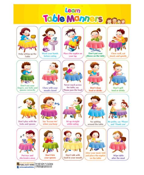 good table manners when you go to eat in a nice western image result for table manners for kids printable life
