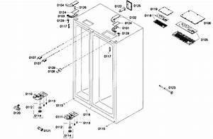 Bosch Refrigerator Parts
