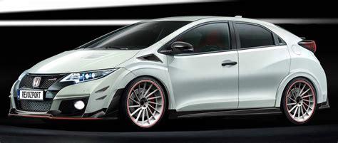 Modifikasi Honda Civic Type R by Paket Modifikasi New Honda Civic Type R Dari Revozport