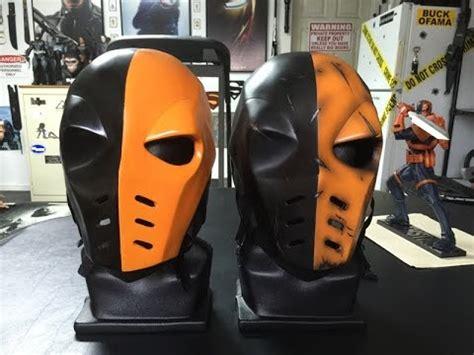 deathstroke mask youtube