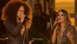 Alicia Keys And Maren Morris Teamed Up For Once At The