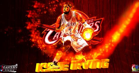 kyrie irving wallpaper eastern conference finals