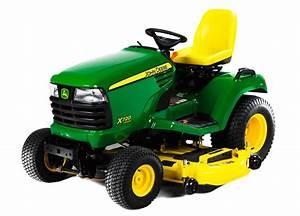John Deere Tractors John Deere X720 Lawn And Garden