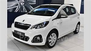 Peugeot 108 Style : peugeot 108 1 0 vti 68 top style 5p neuve essence 5 portes montendre nouvelle aquitaine ~ Gottalentnigeria.com Avis de Voitures