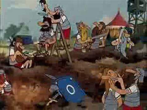 asterix der gallier dialekt saechsisch ganzer film youtube