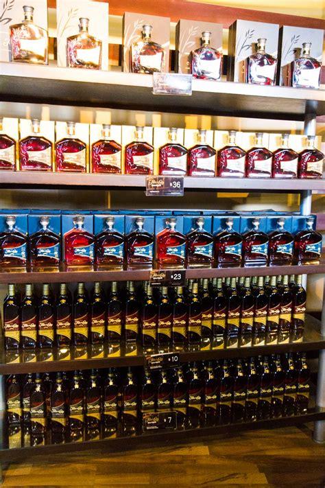 rum tasting  leon  visit   flor de cana factory