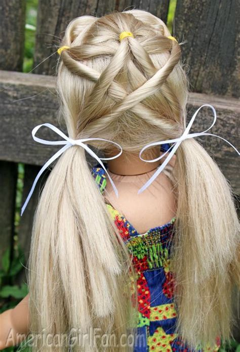25 unique american girl hairstyles ideas on pinterest
