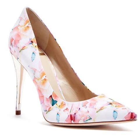 flower shoes ideas  pinterest beach wedding