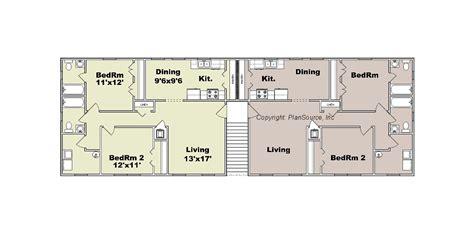 Apartment Plan J1964-4