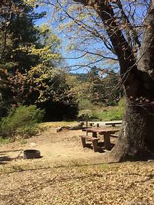 Observatory, Campground, Palomar, Mountain, California