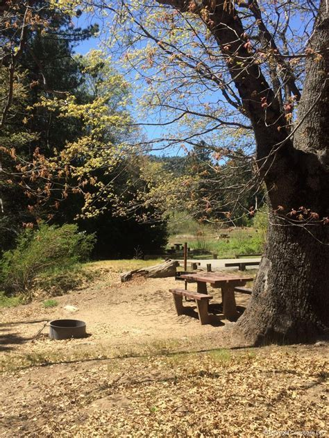 Observatory Campground ,Palomar Mountain ,California