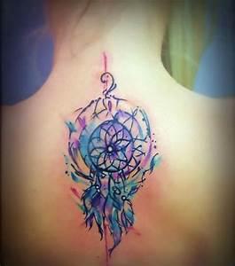 Idée De Tatouage Femme : 1001 id es de tatouage attrape r ve symbolique tattoo ~ Melissatoandfro.com Idées de Décoration