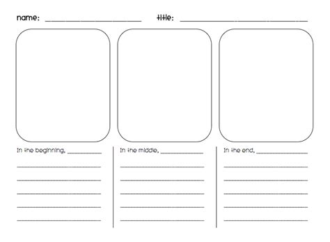 Three Bubble Graphic Organizer Template by Teacher Stuff Friday Freebie Retelling Graphic Organizer