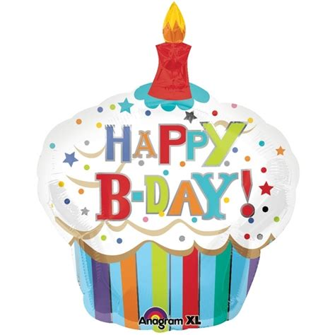 Birthday Pictures Clip Happy Birthday Cupcake Clipart Clipground