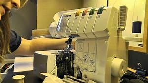 Threading Brother 1034d Serger